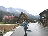 20070425合掌村:除了觀光客及賣家,這裏人車稀少