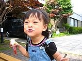 20060728北海道:126薰衣草,哈密瓜&牛奶冰淇淋都很好吃喔.jpg