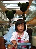 20070519高雄夢時代:媽媽好不容易借到手推車給我