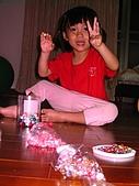 20070527台南兒童館:我要幫爸比編條手鍊