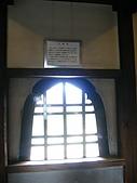 20070424上高地:扇形窗