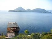 20060728北海道:099洞爺湖飯店窗外景色.jpg