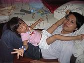 20070527台南兒童館:我喜歡坐在爸比身上