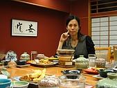 20070422日本北陸五日:等她會乖乖坐著吃飯吧
