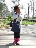 20071229四草安平白鷺灣:裝可愛