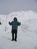 20070423立山黑部:白茫茫的雪光,眼淚直流