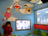 20060728北海道:150列車上的遊戲車廂.jpg