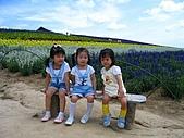 20060728北海道:047第四道菜--中富良野,餐廳花園之丘.jpg