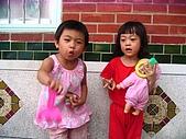 20070805放暑假:慧欣姐姐喜歡找我玩