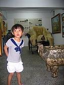 20070527台南兒童館:那是真的熊標本嗎