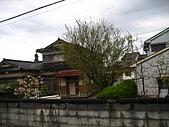 20070422日本北陸五日:延路可見鄉下日式建築