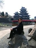 20070424上高地:松本城,日本四大國寶古城