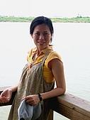 20070506白河半日:媽媽怕曬黑 要爸跟我去走步道