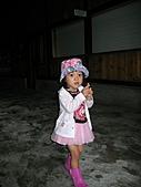 20060901小寶寶遊油車寮:奮起湖車站到了喔