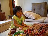 20060819鄉景莊園:這都是假的水果吧