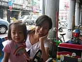 20060930新化老街:媽,妳不能坐啦