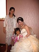 20070519高雄夢時代:漂亮才能當新娘子