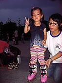 20070805放暑假:我溜直排輪
