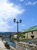 20060728北海道:093這裡是小樽運河.jpg