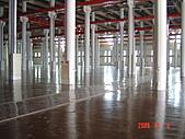 環氧樹脂防塵導電抗靜電PVC導電地磚FRP耐酸鹼地板系列產品:EPOXY環氧樹脂塗料系列地板工程照片