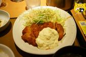 新宿--史克威爾展示中心半日遊:やよい軒南蠻雞套餐.JPG