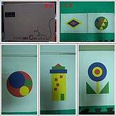 書籍用品處:自製視覺卡