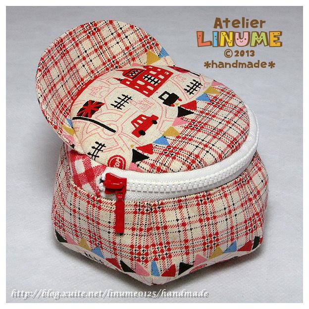手作-小包:貝蕾帽零錢包