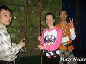 Blog 阿哩阿雜照片:2010/01/04 攀岩第一課