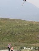 2009 Pammukalle不同的風光(土耳其):爸爸教小兒子放風箏