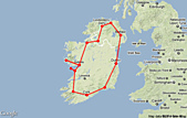 旅遊大夢:2011-Ireland Itinerary