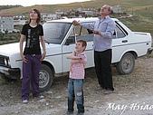 2009 Pammukalle不同的風光(土耳其):和樂全家福