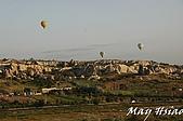 2009 熱氣球@Cappadocia (土耳其):升空中的熱氣球