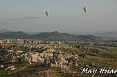2009 熱氣球@Cappadocia (土耳其):從空中鳥瞰地面