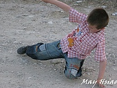 2009 Pammukalle不同的風光(土耳其):可愛小男孩