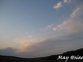 2009 Pammukalle不同的風光(土耳其):棉堡近郊的黃昏