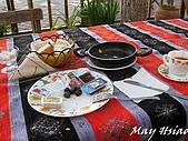 2009 露天博物館@Cappadocia(土耳其):杯盤狼藉的早餐