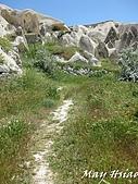 2009 山谷健行@Cappadocia (土耳其):Goreme附近山谷