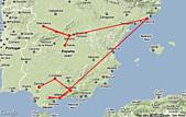 旅遊大夢:2011 Spain itinerary