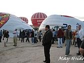 2009 熱氣球@Cappadocia (土耳其):熱氣球升空現場