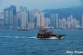 2008/10 香港+江西廬山旅行:香港/維多利亞港