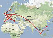 旅遊大夢:Europe Route