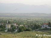 2009 Pammukalle不同的風光(土耳其):棉堡鎮近郊