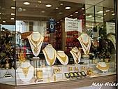 2011 Singapore:小印度有許多金飾店