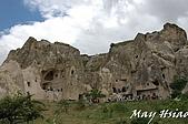 2009 露天博物館@Cappadocia(土耳其):Goreme 露天博物館內
