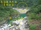 花蓮最夯~慕谷慕魚清水溪(有九寨溝的雅號):大冠鷲.jpg