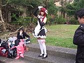[091212] CWT23 day1。3D立體相簿。3D cosplay album:夢想俱樂部(酒店大師)-亞麻音