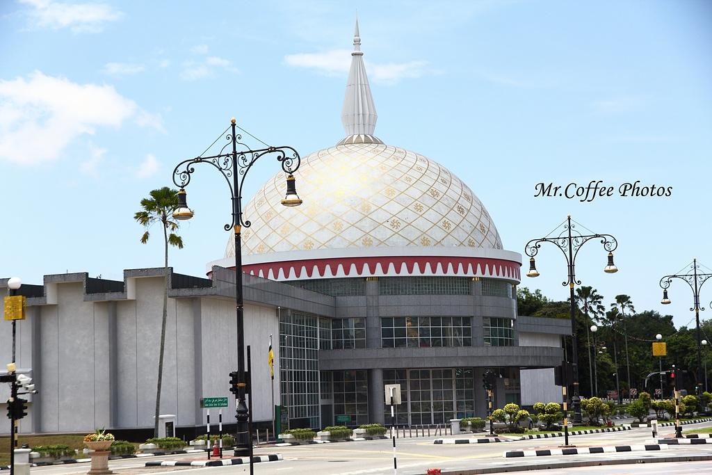 IMG_1697.JPG - 03.17-3.國家清真寺 Omar Ali Saifuddien Mosque