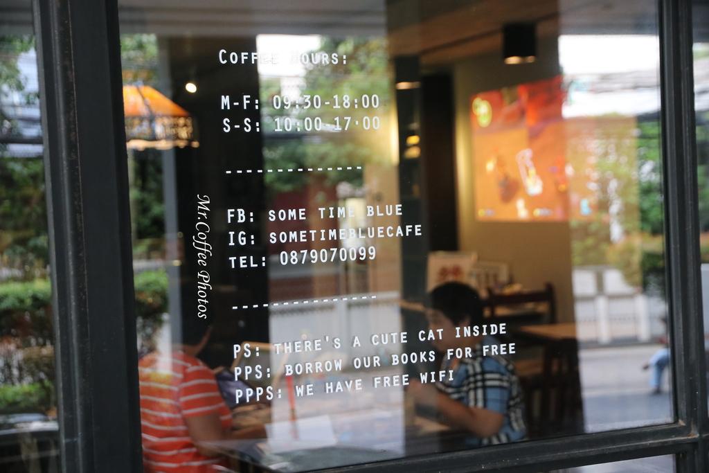 IMG_5650.JPG - D21曼谷 4住宅區喝咖啡,按摩 Some time blue cafe