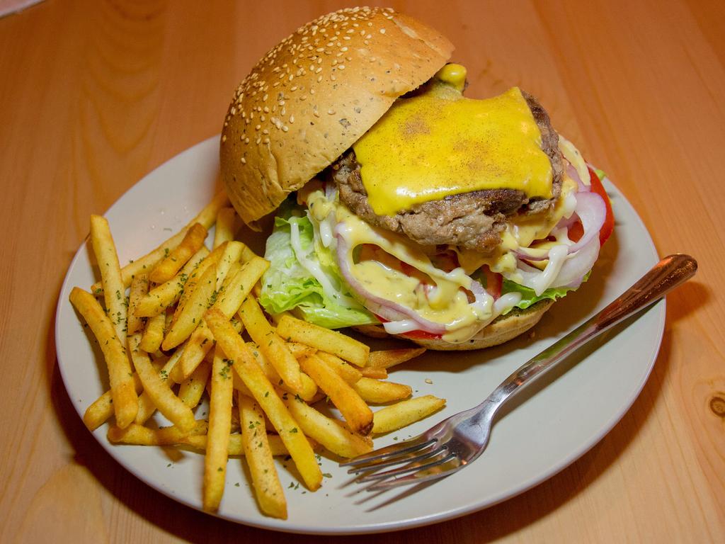 Buzz Burger 漢堡三明治
