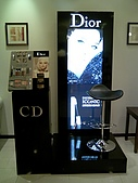 2008-09-Dior護膚保養和彩妝發表:阪急DIOR秋妝發表